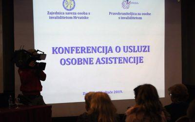 Murganić: Asistencijske usluge danas koristi 1700 osoba s invaliditetom