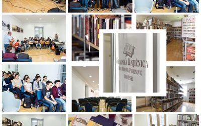 Mjesec hrvatske knjige – u ritmu čitanja u imotskoj Gradskoj knjižnici