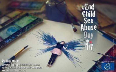 Europski dan zaštite djece od seksualnog iskorištavanja i seksualnog zlostavljanja – 18. studenoga