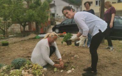 """""""Volontiram – činim svoj svijet boljim"""" U Runoviću održana volonterska akcija"""