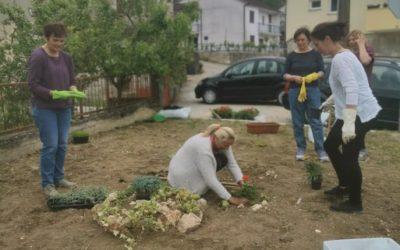 FOTOGALERIJA: Volonterska akcija uređenja okoliša u Runoviću