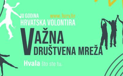 HRVATSKA VOLONTIRA Centar za održivi razvoj u suradnji s udrugom Kolajna ljubavi poziva volontere za sudjelovanje u humanitarnoj akciji